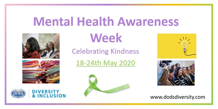 Mental Health Awareness Week | Acts of Kindness: A Toolkit for Managing Mental Health